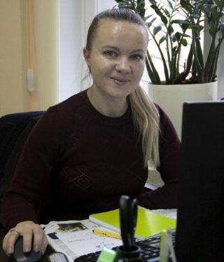 Ольга Гулюк