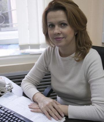 Марина Аксенова