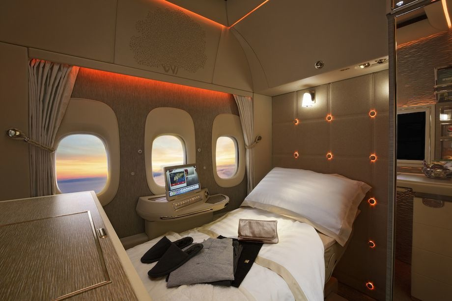 the first class emirates