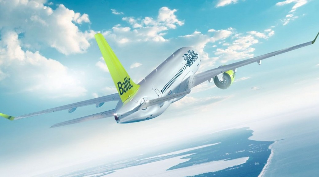 spring sale airbaltic