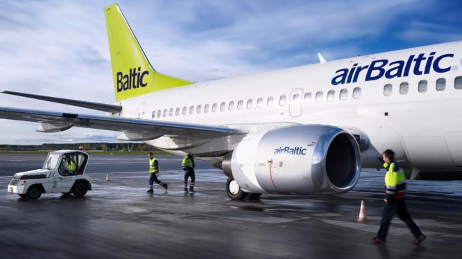 Большая распродажа от AirBaltic: билеты от 33€ из Минска