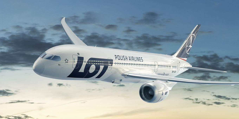 Авиакомпания LOT проводит юбилейную распродажу