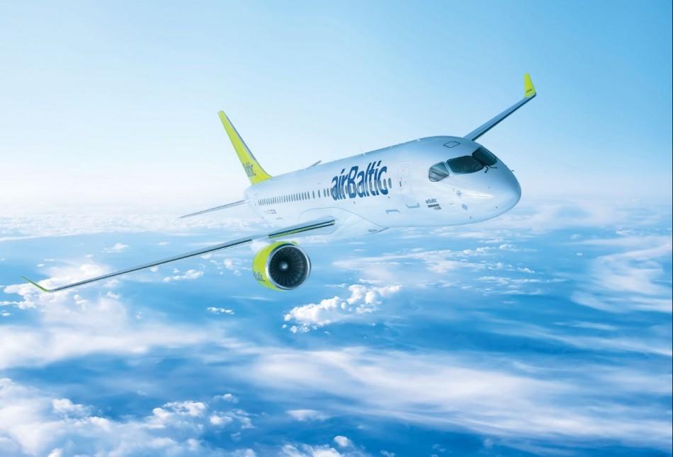 BIG SALE 2019! airBaltic проводит распродажу авиабилетов